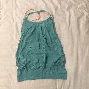 Turquoise Lululemon Top